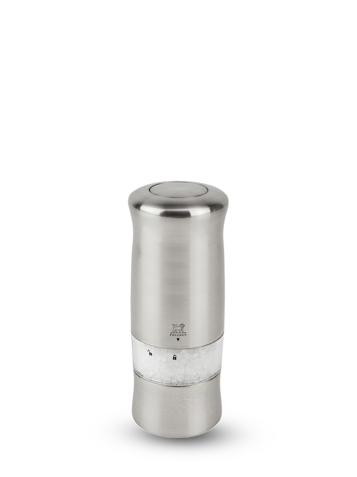 Zeli Elektrisk Saltkvarn Kromad 14 cm