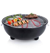 Sähkö-grilli Ø30cm Pöytämalli