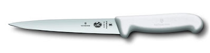 Filetkniv fleksibel 18 cm Fibrox hvit