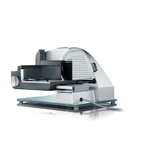 Master Cutting Machine Glass Bottom and Smooth Blade