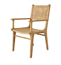 Tegal Chair with armrest