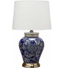Bordlampe Fang Hong Med Lampeskærm Sofia