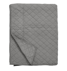 Sängöverkast 220x270 cm Mörkgrå