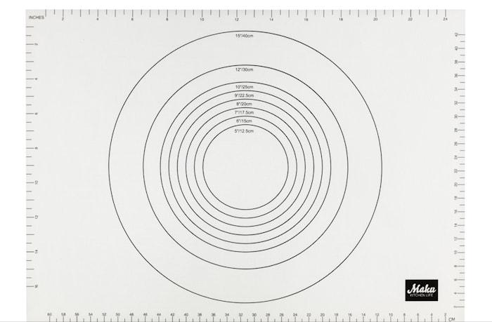 Maku Bakematte Silikon 64x46 cm