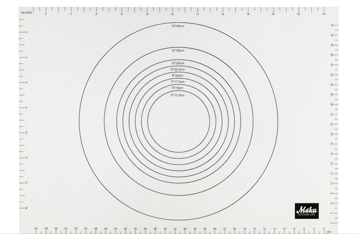 Maku Bakmatta Silikon 64x46 cm