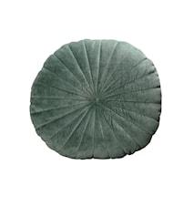 Round Pillow Feist Green