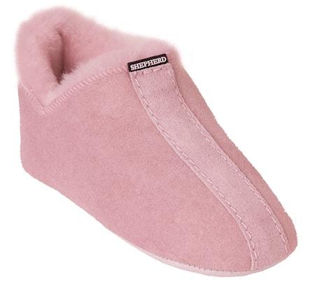 Viared tofflor - Barn, pink, storlek 26