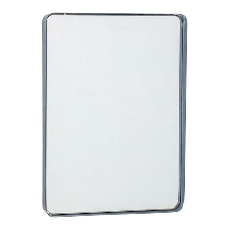Spegel Blå Glas 25x35 cm