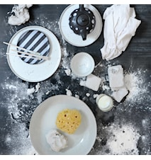 Morgenmads Tallerken Keramik