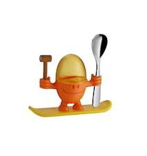 McEgg Äggkoppset orange/gul
