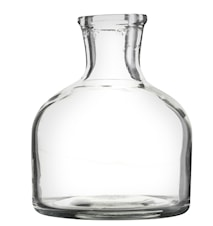 Flaske i Glas Ø 8 cm