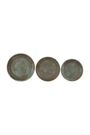 Fat 3st Use Ø 11,5 cm Brun/Grön