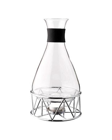 Glögikarahvi lasia kromatulla telineellä 1 litra