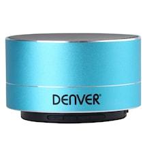 Bluetooth-kaiutin Sininen