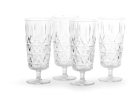 Picknick glas högt glas 4-pack