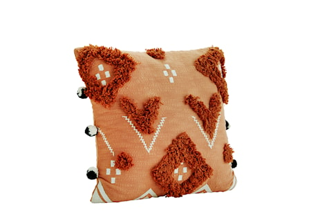Kuddfodral 50x50 cm Orange