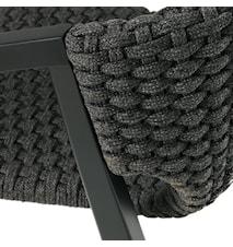 Knit 2-plads sofa