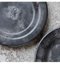 Lautanen Serveur Musta 18 cm