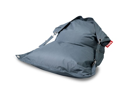 Fatboy® Buggle-Up Outdoor Sittsäck Stålblå