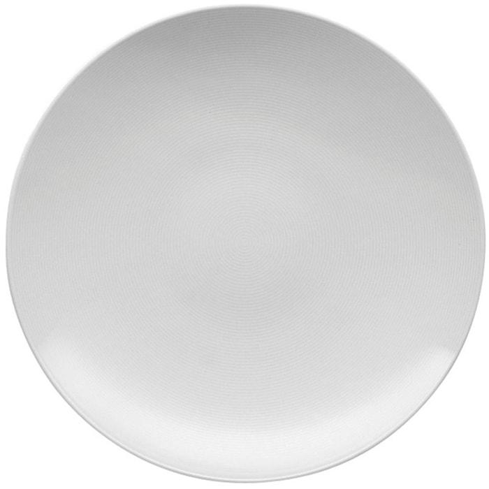 Loft Hvit Gourmet Tallerken 33 cm