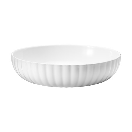 Bernadotte Pastaskål Vit Ø 19,4cm