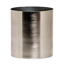 Krukke Sølv Metall 14 cm
