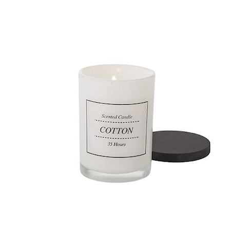 Doftljus Soyavax Cotton 10 cm
