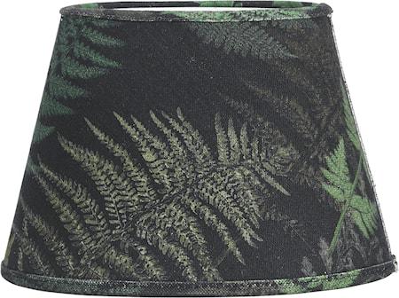 Lampskärm Oval Classic Flora