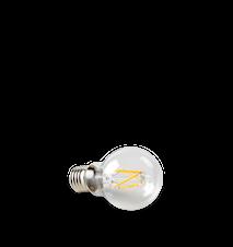 E27 LED Ljuskälla  4W Klar