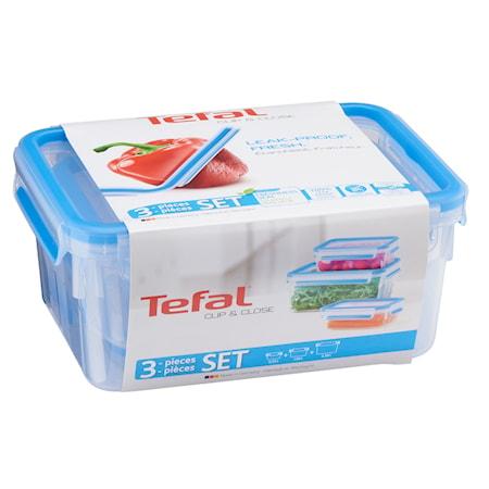 MasterSeal Fresh Box 3 dele 0,55/1/2,3 L