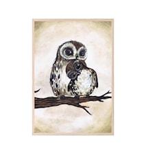 Poster Love Owls 21x30cm