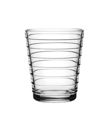 Aino Aalto glas 22 cl klar 2-pak