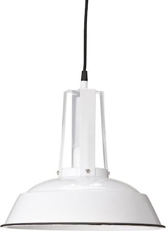 Copenhagen Loftslampe Hvid 42 cm