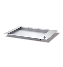 Recessed griddle 700 mm