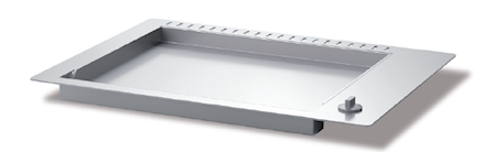 Bilde av Recessed Griddle 700 Mm