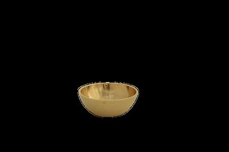 Mässingsskål mindre 1,25x4,4 cm