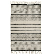 Canvas matta print stripes - 110x170