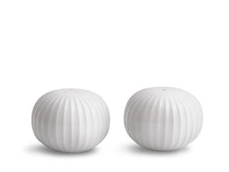 Hammershøi Salt- och pepparset H4,5 vit (16075)