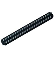 Magnetlist svart 38 cm