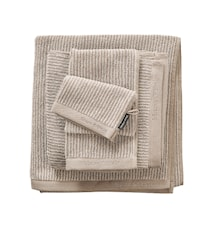 Timeless Tone Stripe Håndklæde