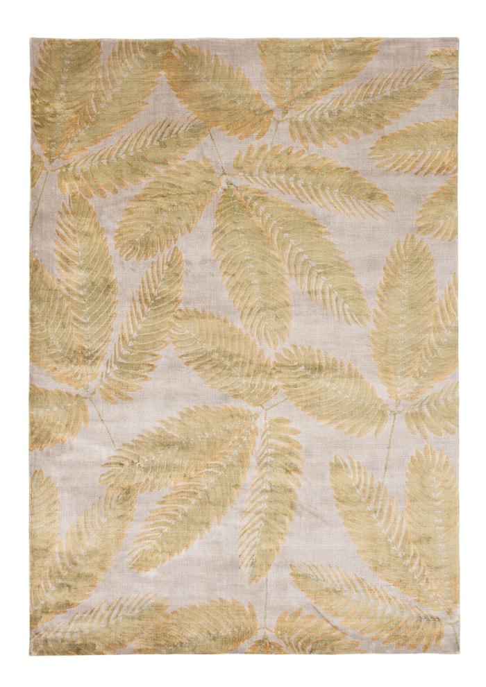 Ambrosia Matta Mustard 170x240 cm