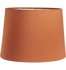Sofia Sidenlook Glint Orange 25cm