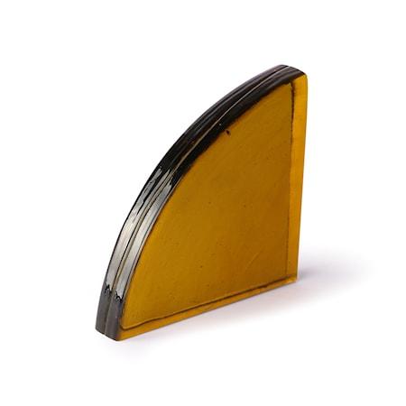 Glas Object Mustard
