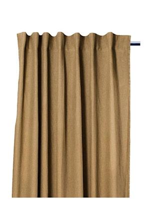 Gardin med veckband Soul 135x290 cm Taupe