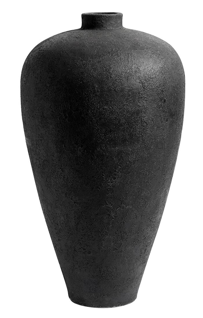 Luna Krukke Sort 100x52 cm