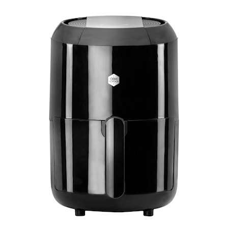 Easy Fry Compact Digital Airfryer Svart 1,6L