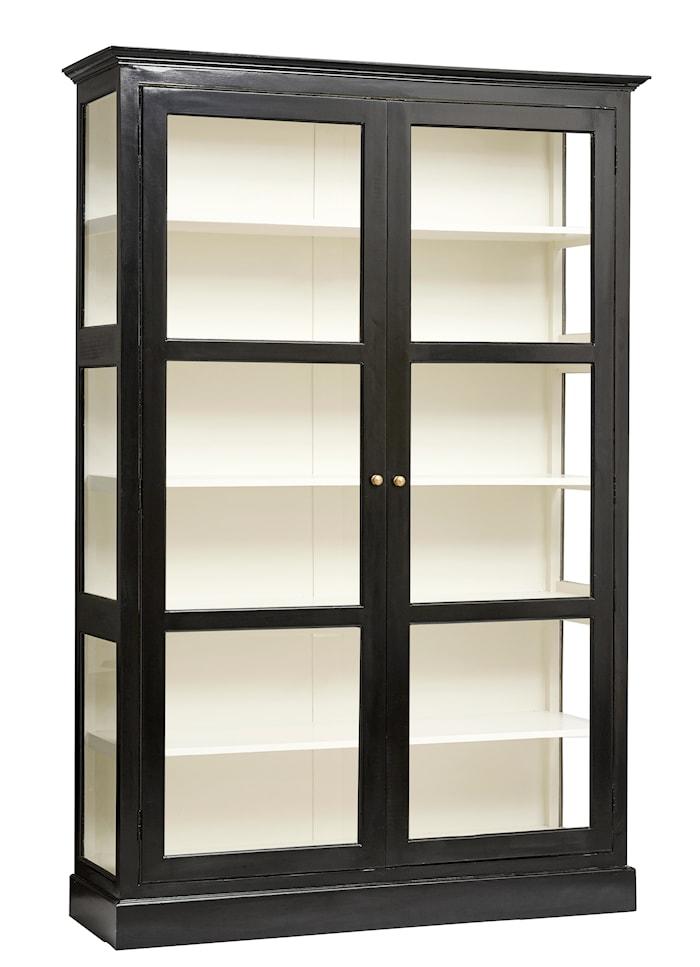 Classic cabinet vitrineskab - Dobbel