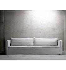 SOFAXL 3-seter sofa – Grå