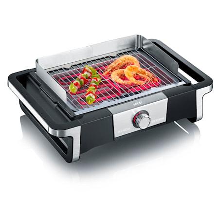 SENOA Boost Elektrisk grill 3000 W