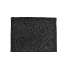 Table Mat Felt Dark Black 40 x 30 cm